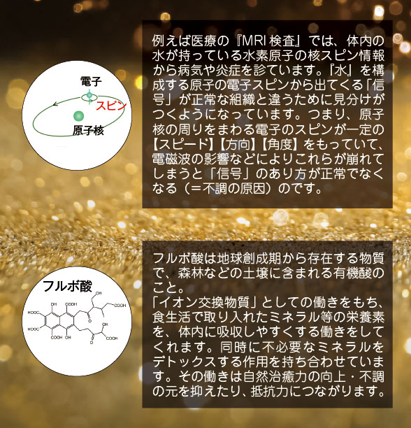 24金ゴールドトナー《純金水》理論