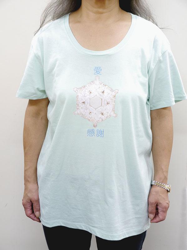 NEW愛感謝Tシャツ